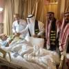 """""""رابطة لاعبي ومحبي الاتحاد"""" يعايدون مرضى مستشفى د. سليمان فَقِيه"""