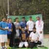 أحمد الصالح بطل دورة التنس الرمضانية الأولى للفردي.. وأبناء الربدي أبطال الزوجي