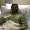 جراحة ناجحة في غضروف الركبة للاعب الشباب السبيعي