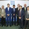 المنصور يمثل رابطة المحترفين في اجتماع الروابط العالمية لدوريات كرة القدم المحترفة