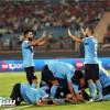 البطولة العربية : الفيصلي الاردني ينفرد بصدارة مجموعته بتغلبه على نصر حسين داي الجزائري