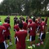 الفيصلي يبدأ اول تدريباته ضمن المعسكر الإعدادي في هولندا