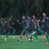 منتخبنا الأولمبي يواصل تمارينه خلال معسكره بالرياض استعدادًا للتصفيات الآسيوية