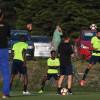 بالصور : النصر يواصل تدريباته في تركيا وراحة لغالب بعد تعرضه لاجهاد في عضلة الساق