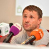 ريبروف في المؤتمر الصحفي : أعرف الاهلي وتابعته جيداً وهدفي في الأخضر لا ينسى