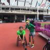 الجنيدل يختتم المشاركة السعودية في بطولة العالم