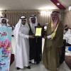 الحمادي يحتفل بتخرج عددٍ من أبنائه