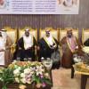 ابناء الشيخ معلاء المظيبري يحتفلون بزواج ابنائهم