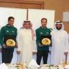 عزت يكرّم طاقم التحكيم السعودي المشارك في إدارة مباريات كأس القارات 2017