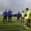 النصر يستأنف تدريباته في تركيا بمشاركة اللاعبين الدوليين