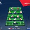إعلان تشكيلة الجولة الثانية من البطولة العربية للأندية