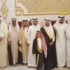 أسرة البقشي تحتفل بزفاف نجليهما