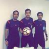 ثلاثة حكام من الحدود الشمالية في معسكر الطائف لإدارة مباريات الثانية و الأولمبي