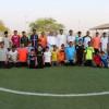 نادي حي الخالدية المتوسطة يستضيف كابتن الأهلي صاحب العبدالله