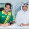 الخليج يوقع مع البرازيلي جيلمار رسمياً  واللاعب : جاهز للتحدي الجديد مع الدانة
