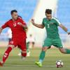 اولمبي العراق يكتسح افغانستان بثمانية اهداف نظيفة