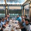 رئيس الباطن يحتفي ببعثة الفريق بالقاهرة