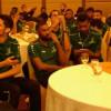 بطولة آسيا لكرة الطائرة : الأخضر يسعى لتحقيق فوزه الاول امام سيريلانكا