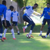 الحبسي وماتياس يشاركان في مناورة الهلال ودياز يحدد الاسماء المشاركة في البطولة العربية