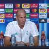 زيدان يكشف موقف رونالدو من مواجهة مانشستر يونايتد