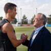 رئيس ريال مدريد يعلق على بيع رونالدو