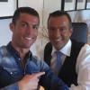 كريستيانو يرفض اثارة المشاكل في ريال مدريد