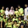 فريق الاضواء يحقق بطولة شثاث الصيفية