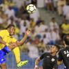 رقم قياسي في فوز النصر أمام الشباب