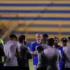 بالصور : مدرب النصر يركز على الجوانب التكتيكية وحراس المرمى يخضعون لتدريبات مكثفة