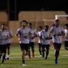 بالصور : النصر يفتح صفحة التحضير للفيحاء ويستضيف تمارين فريق العين