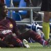 رئيس برشلونة يكشف تفاصيل إصابة ديمبيلي