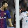 ميسي يساوي ريال مدريد بالكامل