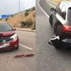 حادث سير لمهاجم ريال مدريد