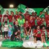 النادي الفيصلي يقيم إحتفالية اليوم الوطني