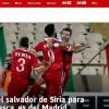 صحيفة آس الإسبانية تفتخر بانتماء السومة لريال مدريد