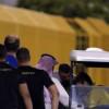 إصابة محترف النصر اوفيني بكسر في الوجه في ودية القادسية