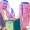 أمير القصيم يشيد بمبادرة إدارة الرائد لفتحها المدرجات بمناسبة اليوم الوطني