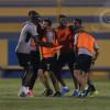 بالصور : النصر يستأنف تدريباته وحسام غالي يبدأ برنامجه اللياقي وفلاته يوقع للسلة