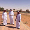 في بداية زياراته للمراكز التابعة .. رئيس بلدية صوير يزور مركز خوعاء