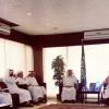 الاجتماع التحضيري لتشغيل مجمعي حمد ونورة الجبر التعليميين