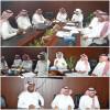 اجتماع اللجان العليا للتصفيات المؤهلة لبطولة التعليم لكرة القدم بتعليم الأحساء