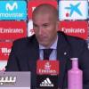 زيدان يعلق على هدف برشلونة الفاضح تحكيميا
