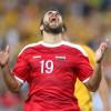 ثنائية كاهل تدمر حلم سوريا في التأهل لكأس العالم