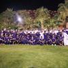 عضو شرف الفيحاء اللواء خالد الزيد يستضيف الفريق الأول