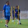 الفتح يواصل تدريباته استعداداً لمواجهة القادمة فريق القادسية