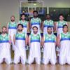 بعثة الفتح لكرة السلة تصل الى المغرب للمشاركة في البطولة العربية
