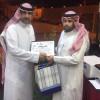 نادي الحي بثانوية الأمير نايف بدومة الجندل يتميز ببرنامج الطباعة الحرارية