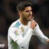 أسينسيو يفاضل بين هدفيه في برشلونة وهدفه في لاس بالماس