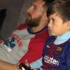بدعم من نجله..ميسي يلقن ريال مدريد درسا قاسيا