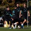 خبر سار لزيدان في تدريبات ريال مدريد
